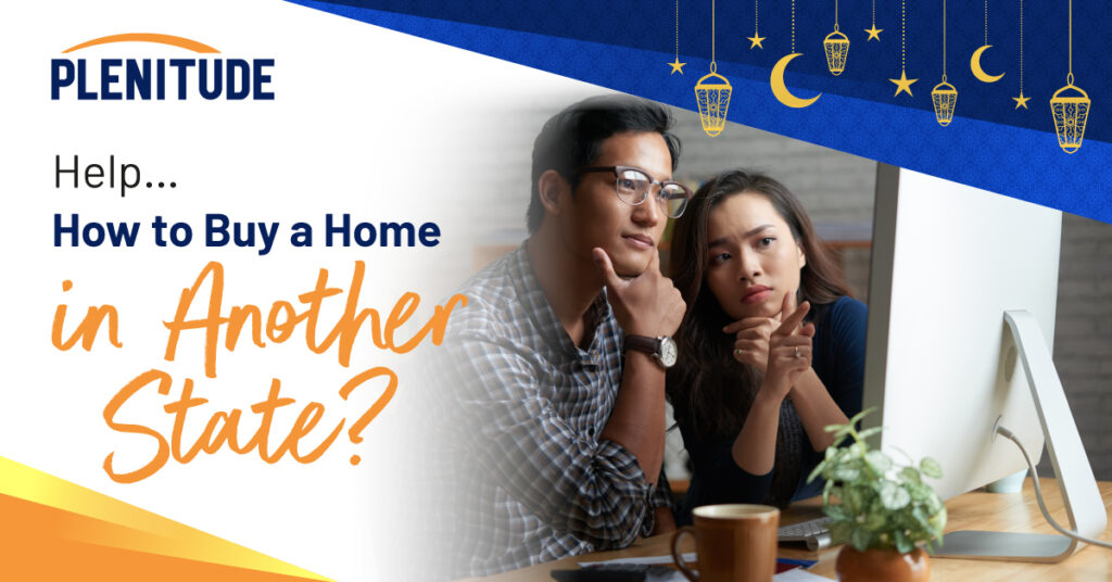 Buying a home in another state